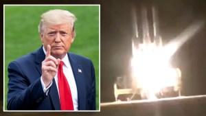 Trump confirma que canceló ataque contra Irán