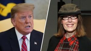 """Trump niega denuncia de abuso sexual: """"no es mi tipo"""""""
