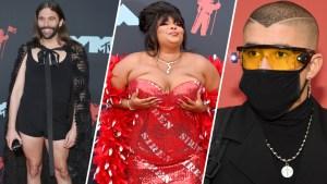 De todo un poco: lo más sexy, loco y salvaje de los premios MTV