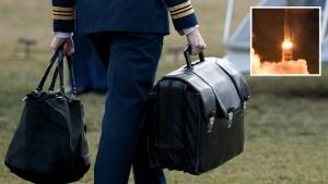 """Ataque nuclear: quién apretaría """"el botón"""""""