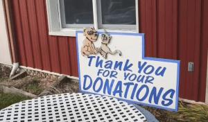 Asegúrese que sus donaciones van al lugar correcto.