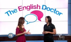 """Aprende inglés con """"The English Doctor"""""""