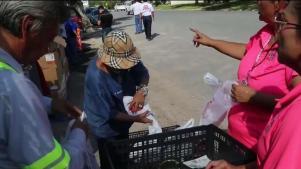 Ayudemos a combatir el hambre en el Valle de Texas