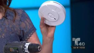 Campaña busca instalar detectores de humo gratis