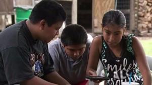 Deportación separa a una familia de su madre