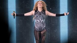 Gira de Shakira se verá en cines en 60 países