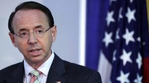 Vicefiscal general de EEUU dejaría pronto su puesto