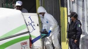 Tiroteo con policías deja cinco muertos en Tamaulipas