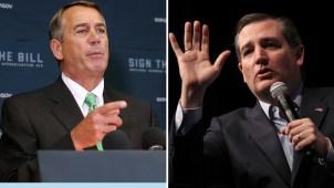 Exlíder de la Cámara Baja arremete contra Ted Cruz