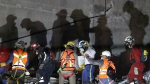 Gobierno: $495 millones a reconstrucción tras sismos