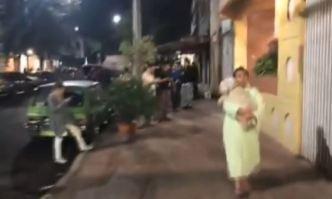Microsismo sorprende a habitantes de Ciudad de México