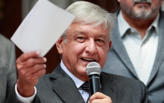 AMLO: perdón para corruptos y no persecución política