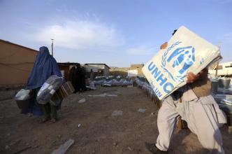 ONU: un tercio de afganos necesitará ayuda humanitaria en 2017