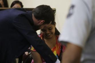Dejan en libertad a salvadoreña juzgada por abortar
