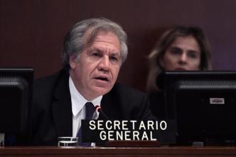 Condena colectiva en OEA a represión en Nicaragua