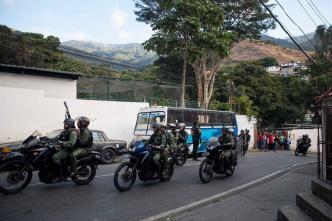 Venezuela: militares se alzan, TSJ desconoce a la AN