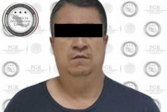 Capturan a presunto operador de los Beltrán Leyva