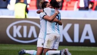 Luego de sorprender a Japón, Argentina cree en sí misma