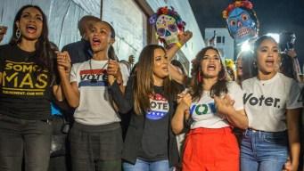 """""""Hagan la diferencia votando"""", piden actrices hispanas"""