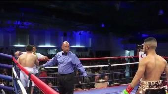 """Boxeadores locales muestran su talento en """"Border Wars"""""""