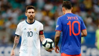 "James vs Messi : La Batalla de los ""10""s en Brasil"
