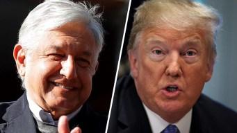 A los 100 días: AMLO defiende relación con Trump