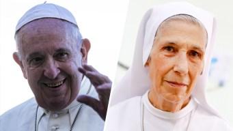 El Papa escoge a prima para importante rol durante visita