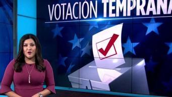 Condado Cameron revela su cifra de votos tempranos emitidos