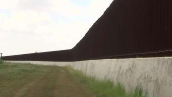 Construirán varias millas de muro en el condado Cameron