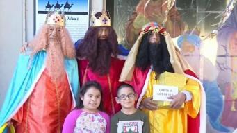 Consulado de México te trae los Reyes Magos