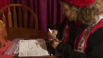 Cruz Roja Americana instala decenas de detectores de humo en Los Indios