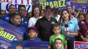 David Suárez gana la contienda por la alcaldía de Weslaco