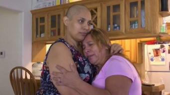 Enfrenta dura batalla contra cáncer de cuello uterino