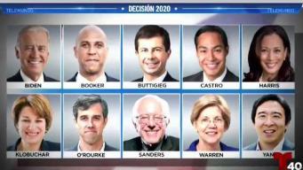 Expectativas del tercer debate demócrata
