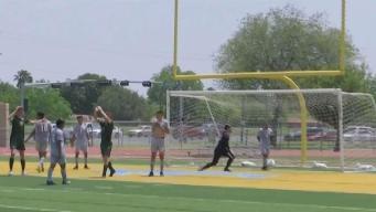 Final Regional- Clase 4A en el fútbol escolar