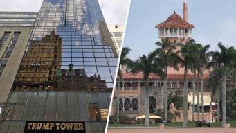 Trump cambia de casa: se muda de Nueva York a Florida