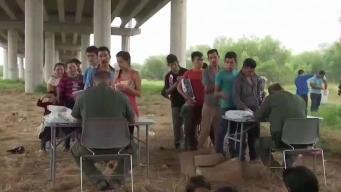 Buscan solución a sobrecupo de inmigrantes detenidos