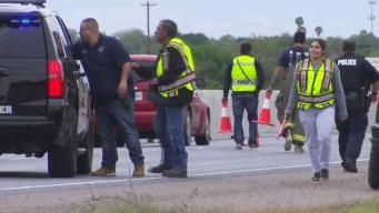 Hombre muere atropellado por una camioneta