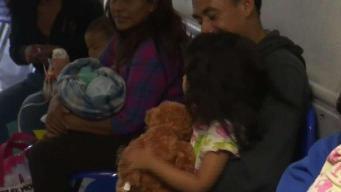 Inmigrantes celebran Día de Reyes en Caridades Católicas