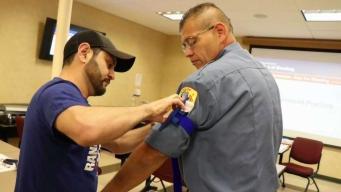 Departamento de bomberos ofrece clase de primeros auxilios