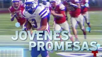Jóvenes promesas de Donna Redskins y RGC Rattlers