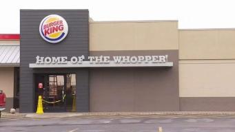 """Burger King """"entre ratas"""": ordenan cierre temporal"""