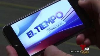 Infórmate con la aplicación móvil de Telemundo 40
