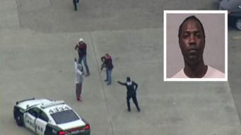 """""""Soy Dios"""", dice sospechoso de persecución en Texas"""