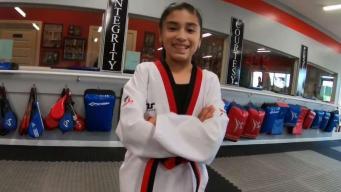 Paola Terán participará en el mundial de Taekwondo