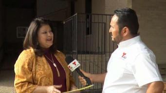 Se registran números históricos de votantes en el Condado Hidalgo