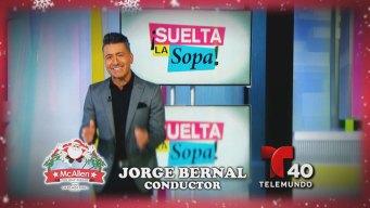 Jorge Bernal participará en el desfile navideño de McAllen