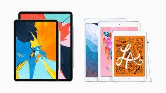 Nuevas tabletas de Apple: mira qué traen y el precio