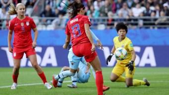 Copa Mundial: le anulan gol a Estados Unidos tras jugada dudosa