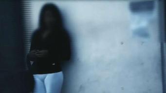 Víctima de tráfico humano da su desgarrador testimonio